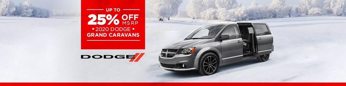 Dodge Discount Offers at Okanagan Chrysler Jeep Dodge in Kelowna